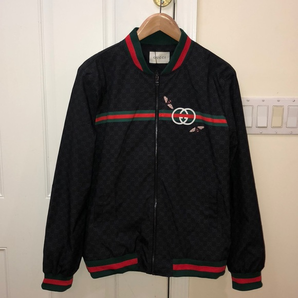 edfa38588 Gucci Jackets & Coats | Mens Jacket | Poshmark